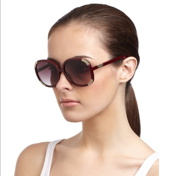 7c540a21fda Chloe Accessories - FINAL PRICE Chloe 2119 oversized sunglasses